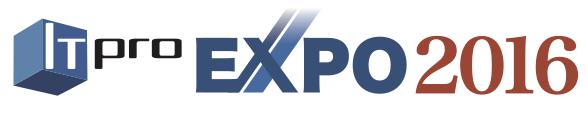 ITpro EXPO 2016