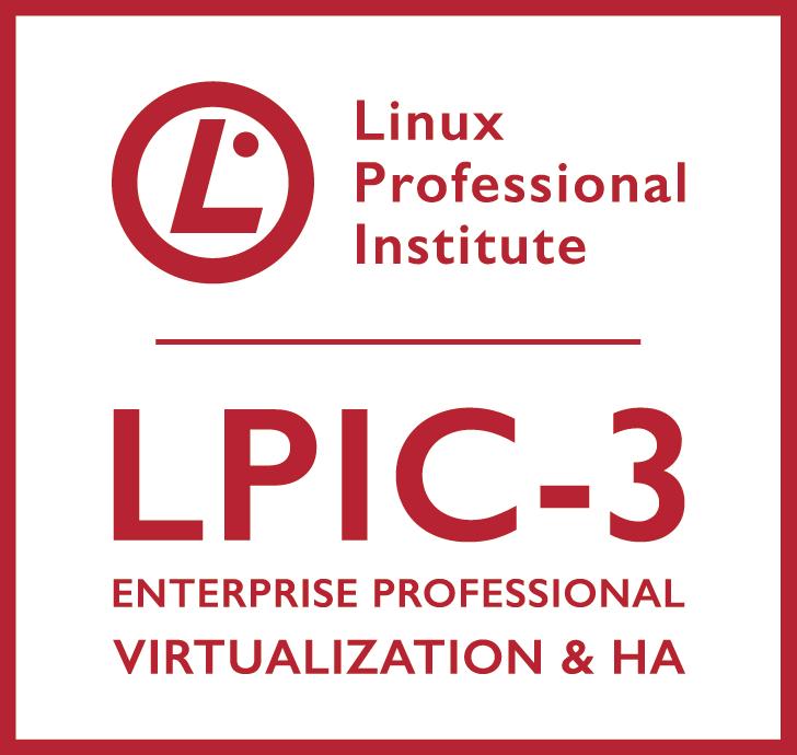 LPIC-3 仮想化とハイアベイラビリティ